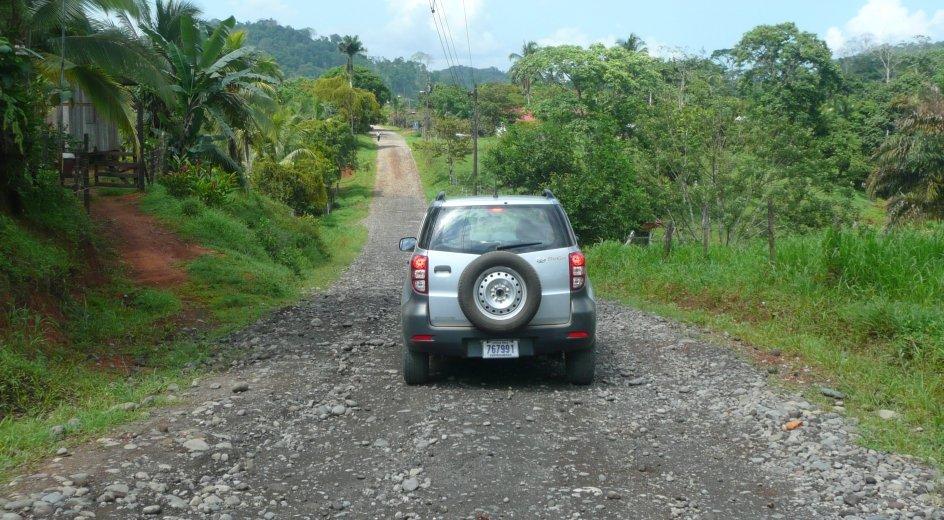 Costa Rica Mietwagenreise Vulkane, Regenwälder und Strand