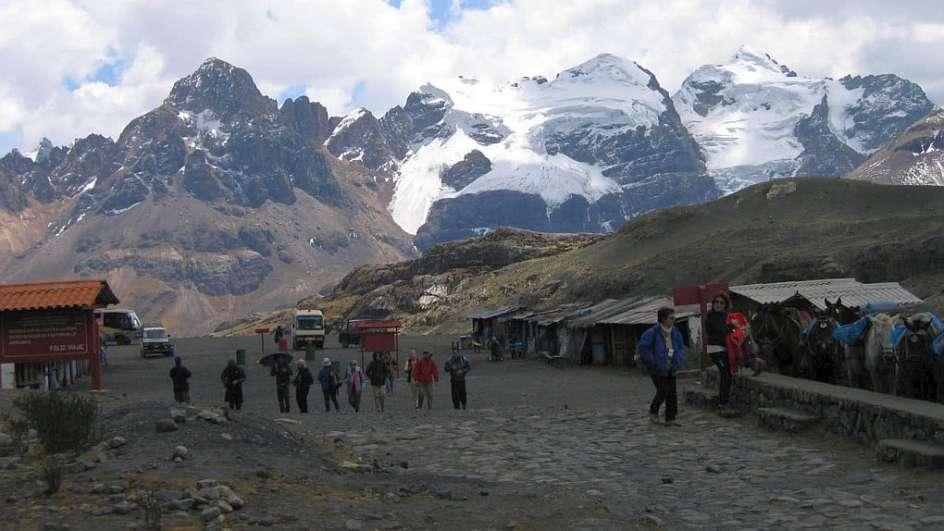 Huaraz +  NP Huascarán