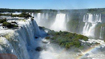 Foz do Iguaçu und die Iguaçu Wasserfälle