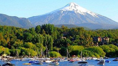 Bild Chile Rundreise - Vulkane, Seen und Wälder