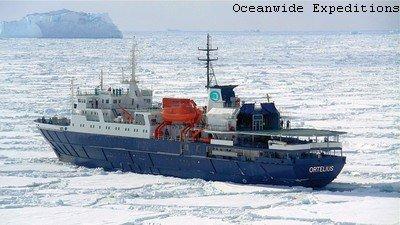 MS Ortelius Antarktis Reise: Über den Polarkreis