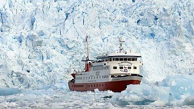 MS Skorpios II Chile Reise: Ruta Chonos