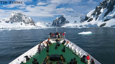 MS Ushuaia Antarktis Reise: Südgeorgien