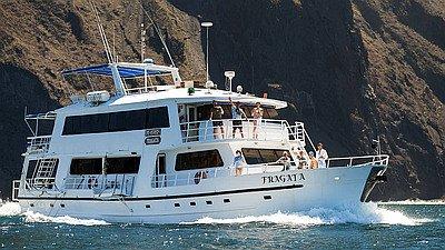 Galápagos Kreuzfahrt D  M/Y Fragata