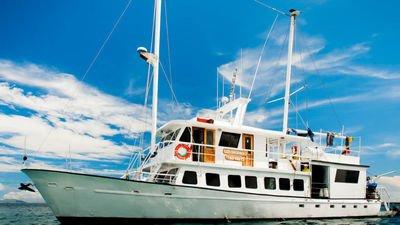 Galápagos Kreuzfahrt C  M/Y Golondrina