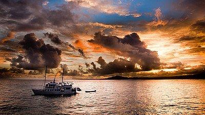 Galápagos Kreuzfahrt D  M/Y Golondrina
