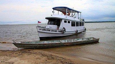 Schiffsexpedition / Amazonas