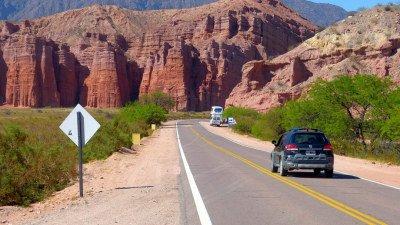 Mietwagenreise Salta und Nord-Argentinien