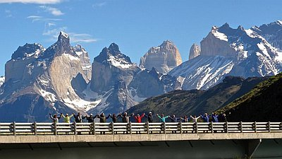 Bild Gruppenreise Patagonien in Deutsch