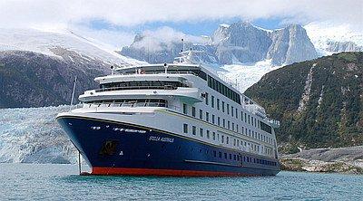 Schifffahrt Punta Arenas - Ushuaia