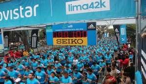 Laufreise Lima Marathon Peru
