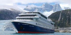 Schifffahrt Ushuaia-Punta Arenas (4 Tage)