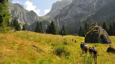 Bild Wanderreise Südkarpaten
