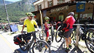 Bild Radreise Alpe Adria von Salzburg nach Grado