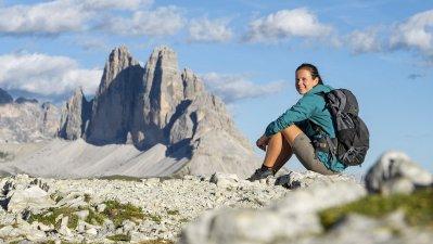 Dolomiten Naturpark Wanderreise