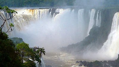 Puerto Iguazú und die Iguazú Wasserfälle
