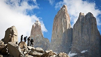 Trekking im Paine Nationalpark