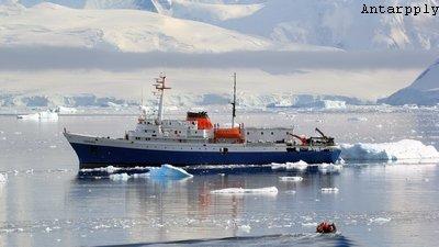 Bild MS Ushuaia Antarktis Reise: Weddellmeer