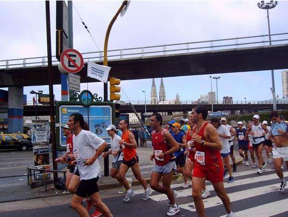 Buenos Aires Marathon 05