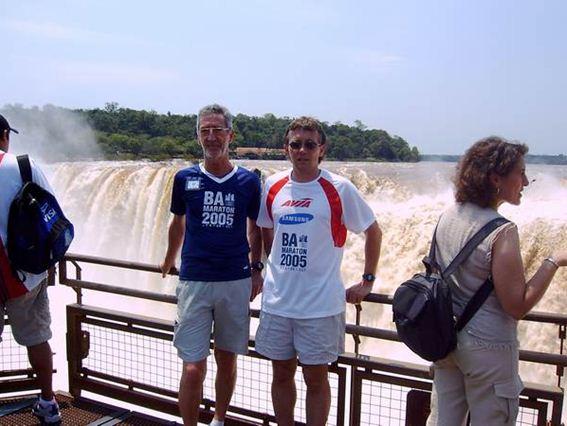Iguazú- Wasserfälle