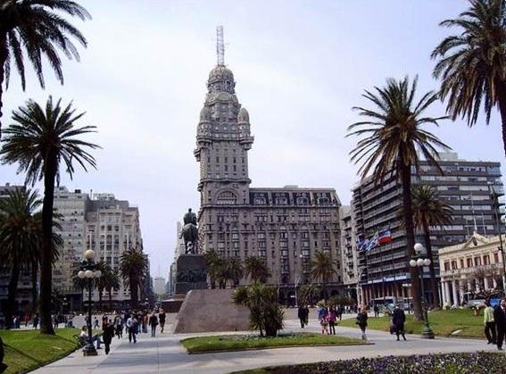 Tagesausflug nach Montevideo