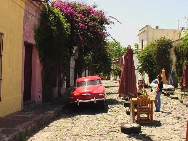 Tagesausflug nah Colonia, Uruguay