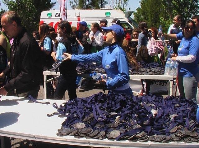 Buenos Aires Marathon 2007