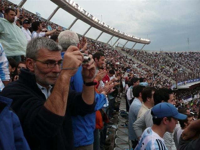 Im Estadio-Monumental