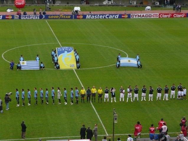 Argentinien-Uruguay