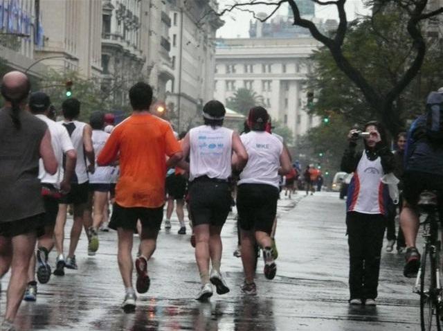 ...und weiter zur Plaza de Mayo