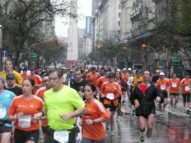 Buenos Aires Marathon 2008
