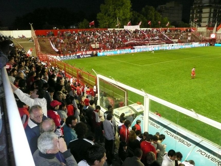 Argentinos Juniors gegen Godoy Cruz