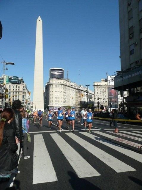 Buenos Aires Marathon 2010
