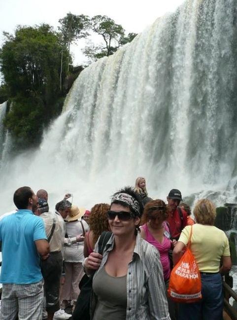 Iguazú Wasserfälle Argentinien