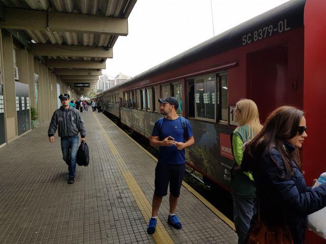 Bahnhof Curitiba