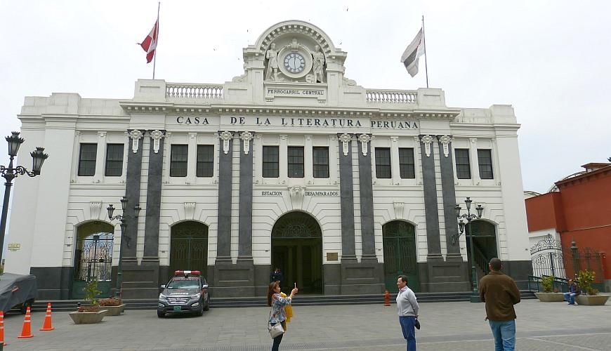 Bahnhof Lima