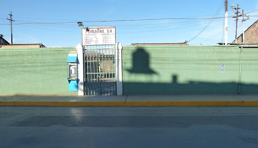 Bahnhof Puno