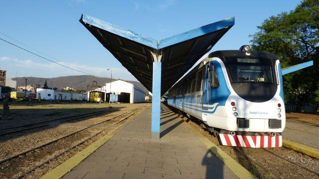Bahnhof Salta