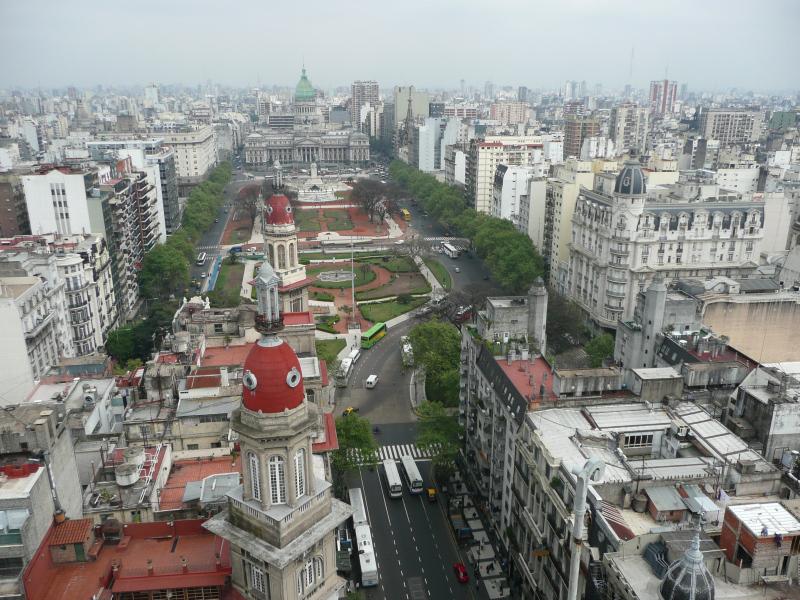Avenida de Mayo, Buenos Airs, Argentinien