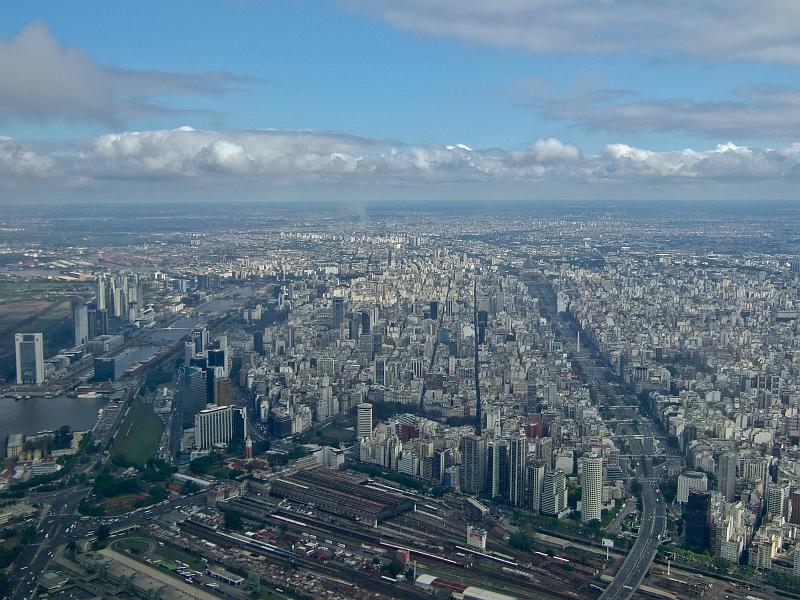 Stadt Buenos Aires, Argentinien