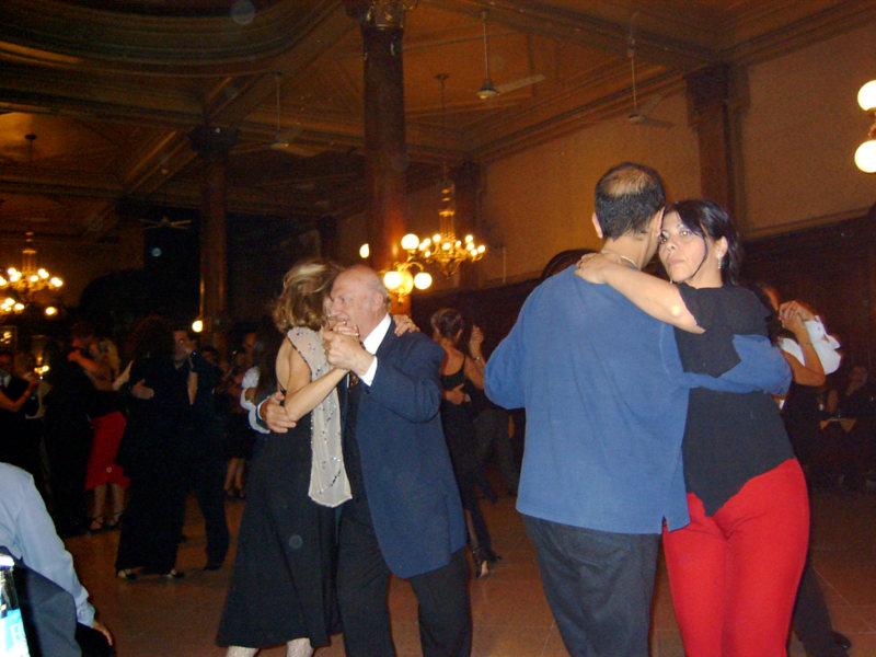 Tango in Argentinien, Buenos Aires, Argentinien