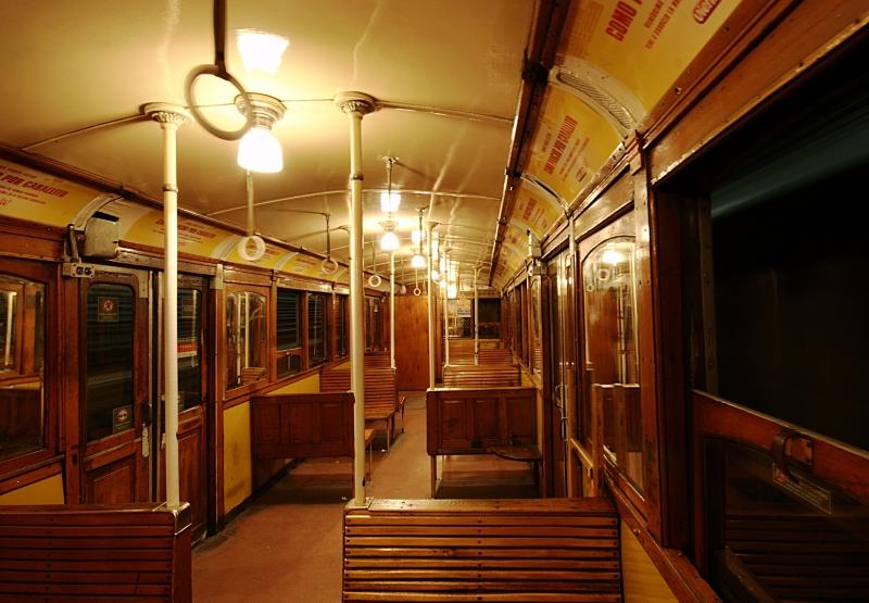 Älteste U-Bahnstation der Südhalbkugel, Buenos Aires, Argentinien