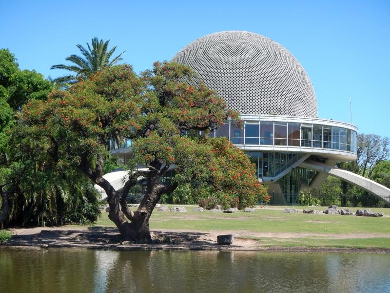 Planetarium Buenos Aires, Argentinien
