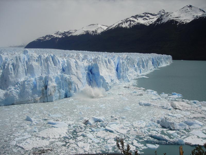 Gletscher Perito Moreno, El Calafate, Argentinien