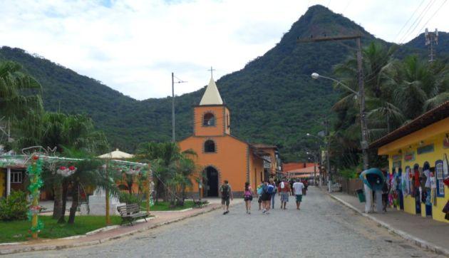 Vila do Abraao
