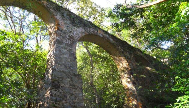 Ruinen Ilha Grande
