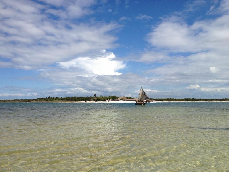 Jericoacoara, Strand und Oase, Brasilien
