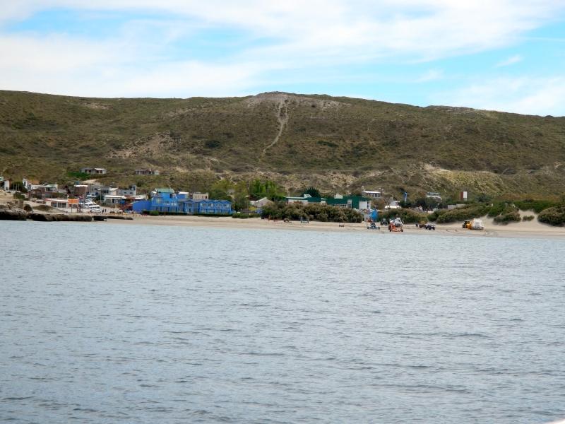 Puerto Pirámides, Halbinsel Valdés