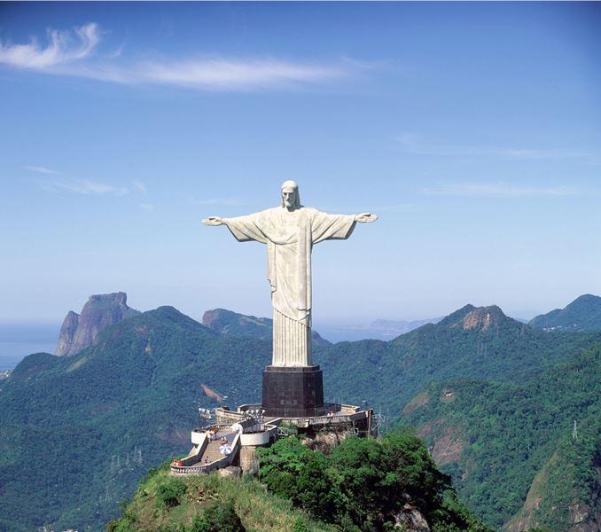 Christus Statue, Rio de Janeiro, Brasilien