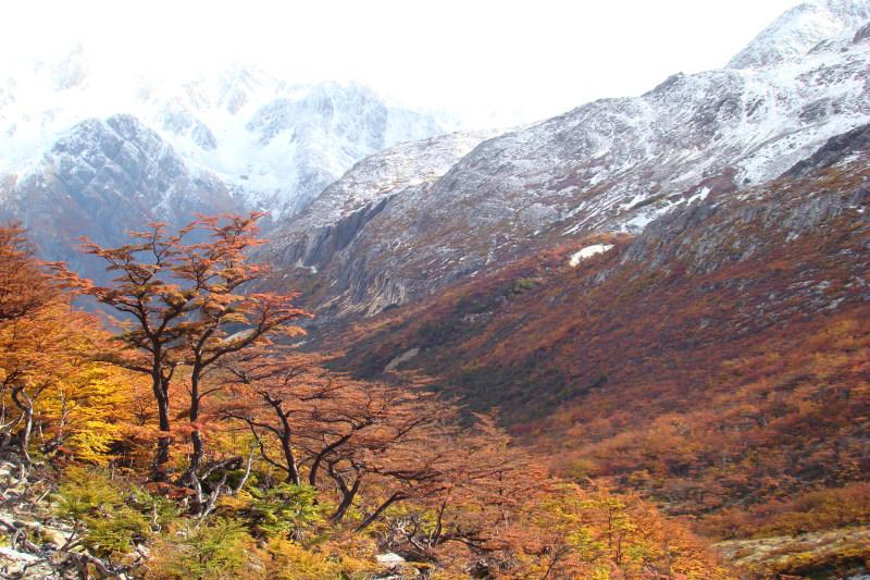 Umgebung von Ushuaia, Argentinien